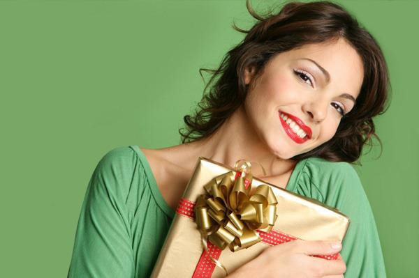 подарки для женщин